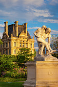 Tuileries Art - Jardin des Tuileries by Brian Jannsen