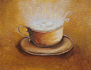 Java Paintings - Java by Belinda Buckler