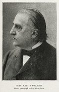 Jean Photos - Jean-martin Charcot, French Neurologist by Humanities & Social Sciences Librarynew York Public Library