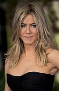 2010s Makeup Posters - Jennifer Aniston At Arrivals For Just Poster by Everett