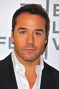 Tribeca Film Festival Posters - Jeremy Piven At Arrivals For Angels Poster by Everett