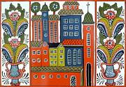 Jerusalem Print by Leif Sodergren