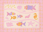 Star Fish Originals - Jewels Of The Sea by Barbara Blair