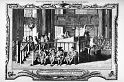 Rabbi Posters - JEWISH LIFE, 18th CENTURY Poster by Granger