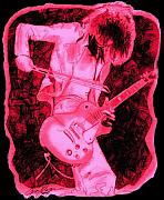 Jimmy Page Mixed Media - Jimmy Page by Jason Kasper