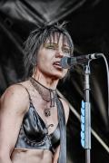 Music Photos - Joan Jett by Ricky Schneider