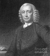 John Harrison, English Inventor Print by Photo Researchers