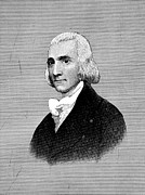 Trader Prints - John Jacob Astor (1763-1848) Print by Granger