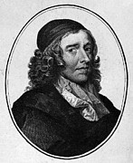 Cravat Photo Posters - John Owen (1616-1683) Poster by Granger