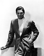 Johnny Framed Prints - Johnny Weissmuller, 1930s Framed Print by Everett