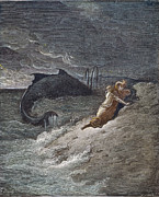 Jonah Print by Granger