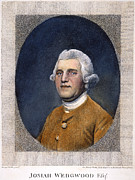 Stubbs Framed Prints - Josiah Wedgwood Framed Print by Granger