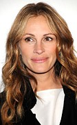 Tribeca Film Festival Posters - Julia Roberts At Arrivals For Jesus Poster by Everett