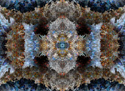 Kaleidoscope Print by Christopher Gaston