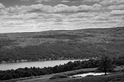 Hay Framed Prints Framed Prints - Keuka Landscape III Framed Print by Steven Ainsworth