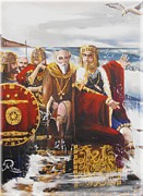 John Palliser - King Canute