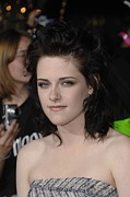 Mann Village And Bruin Theaters Prints - Kristen Stewart At Arrivals For The Print by Everett