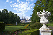 Royal Palace Prints - La Granja Print by Scotts Scapes
