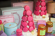 Pres Photos - Laduree Macarons by Brian Jannsen