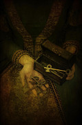 Nobility Photo Posters - Lady With Keys Poster by Joana Kruse