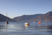 Buoys Photos - Lago Maggiore by Joana Kruse