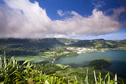 Sete Photos - Lagoa das Sete Cidades by Andre Goncalves