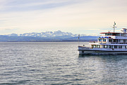 Waterways Prints - Lake Constance Print by Joana Kruse