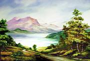 Landscape Print by Seni