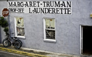 Stop Sign Photos - Launderette by Sarita Rampersad