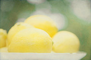 Lemon Art Prints - Lemons Print by Kim Fearheiley