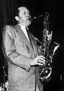 Saxophone Photos - Lester Young (1909-1959) by Granger