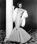Full-length Portrait Posters - Lets Be Happy, Vera-ellen, 1957 Poster by Everett