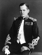 General Lewis Chesty Puller Posters - Lewis Chesty Puller Poster by War Is Hell Store
