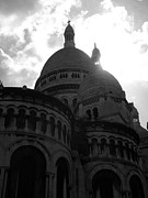 Sacre Coeur Art - Light by Shawna Gibson