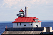 Duluth Art - Lighthouse by Lori Tordsen