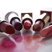 Lipsticks Print by Bernard Jaubert
