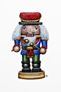 Nutcracker Framed Prints - Little Drummer Boy Framed Print by Christina Meeusen