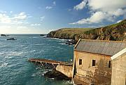 Kernow Photos - Lizard Point by Carl Whitfield