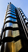 Art Of Building Prints - Lloyds of London  Print by David Pyatt