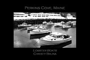 Christy Bruna - Lobster Boats