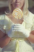 Lollipop Print by Joana Kruse