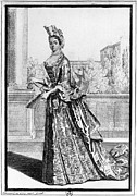 Duchess Prints - Louise De La Valliere Print by Granger