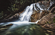 A A Framed Prints - Lower Cascades of Malachite Creek Framed Print by A A