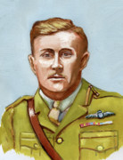 Murray McLeod - Lt.Col. William Bishop