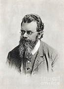 Statistical Framed Prints - Ludwig Boltzmann, Austrian Physicist Framed Print by Photo Researchers