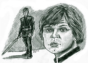 Chris  DelVecchio - Luke Skywalker Episode VI