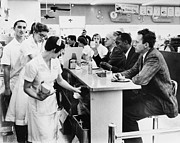 Waitress Posters - Lunch Counter Sit-in, 1960 Poster by Granger