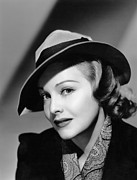Madeleine Photos - Madeleine Carroll, Ca. Late 1930s by Everett