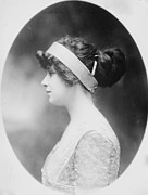 Madeleine Photos - MADELEINE FORCE ASTOR (1893-1940). Second wife and widow of John Jacob Astor IV and survivor of the RMS Titanic. Photograph, c1912 by Granger