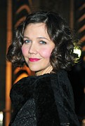 Maggie Framed Prints - Maggie Gyllenhaal At Arrivals For The Framed Print by Everett